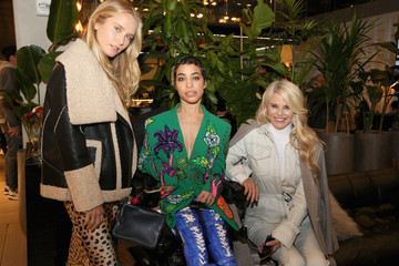 Sailor Brinkley Cook Seen Around - February 2019 - New York Fashion Week: The Shows - Day 1