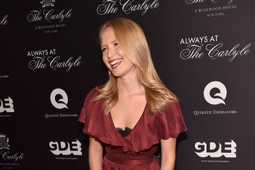 Sailor Lee Brinkley Cook Guests Attend The 'Always At The Carlyle' Premiere In NYC