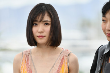 Sakura Ando 'Shoplifters (Manbiki Kazoku)' Photocall - The 71st Annual Cannes Film Festival