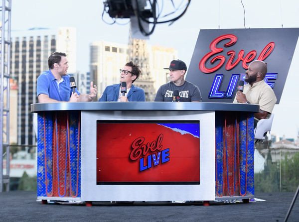 HISTORY Airs 3-Hour Live Event 'Evel Live'