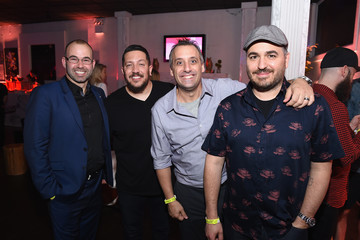 Sal Vulcano 2017 Adult Swim Upfront Party
