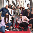 Saladin Patterson Tracy Morgan's Star Ceremony On The Hollywood Walk Of Fame
