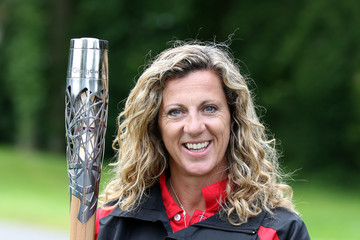 Interesting. You Sally gunnell nude pics share your