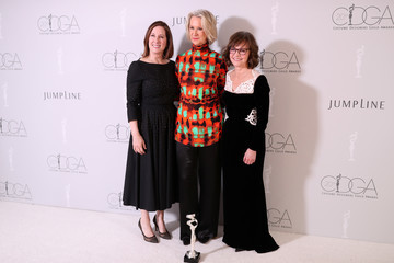 Sally Field 20th CDGA (Costume Designers Guild Awards) - Backstage and Green Room