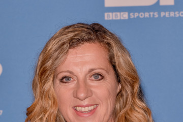 Sally Gunnell BBC Sports Personality of the Year - Red Carpet Arrivals