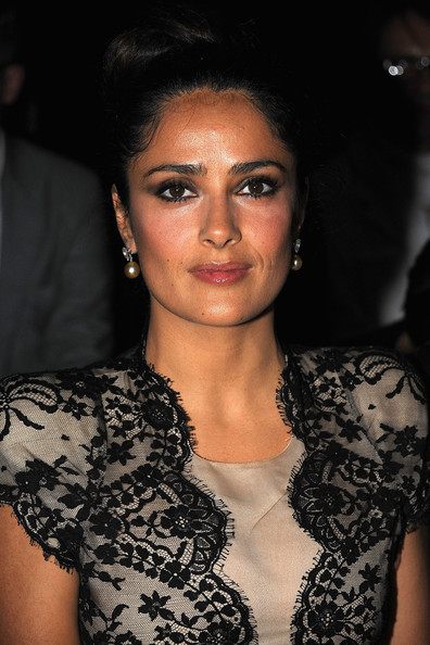 salma hayek breastfeeding addiction. girlfriend Salma Hayek Salma