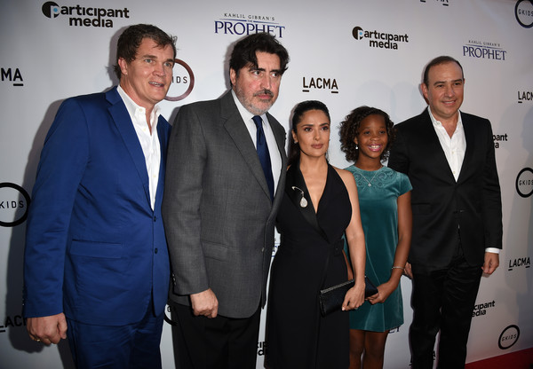 Guests Attend a Screening of GKIDS' 'Kahlil Gibran's The Prophet'