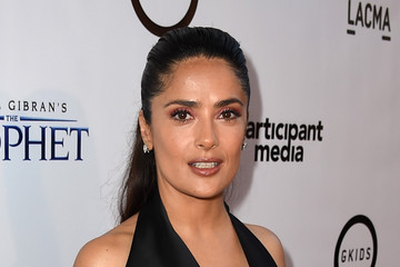 Salma Hayek Guests Attend a Screening of GKIDS' 'Kahlil Gibran's The Prophet'