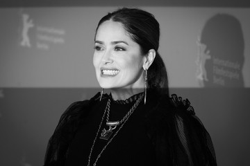 "Salma Hayek ""The Roads Not Taken"" Photo Call - 70th Berlinale International Film Festival"