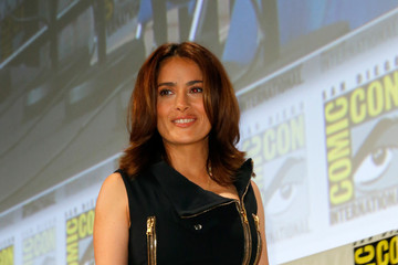"Salma Hayek RADiUS Presents ""HORNS"" And ""EVERLY"" At Comic-Con 2014"