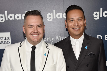 Salvador Camarena 28th Annual GLAAD Media Awards - Red Carpet & Cocktails