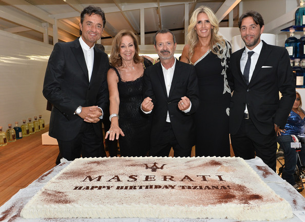Salvatore Iuzzolini Photos - Celebrities At The Terrazza Maserati ...