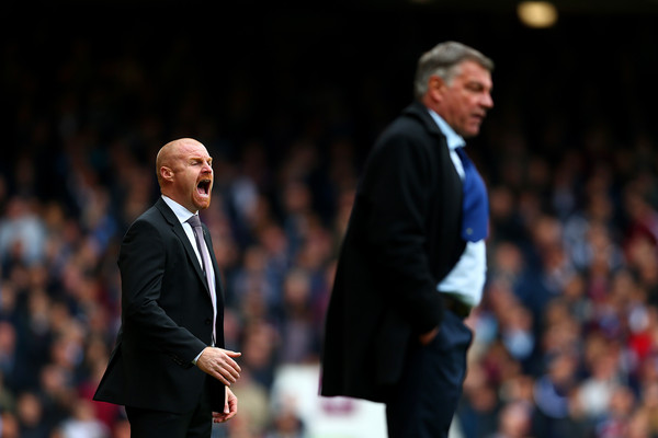 Image result for dyche and allardyce