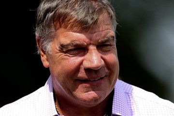 Sam Allardyce Stevenage v West Ham United - Pre Season Friendly