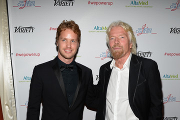 Sam Branson AltaMed Power Up, We Are The Future Gala