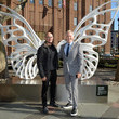 Sam Champion Robem Robierb Unveils New Sculpture Dedicated To The Transgender GNC Community In NYC's Tribeca Park, In Partnership with Mastercard