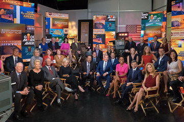 Sam Champion 'Good Morning America's' 40th Anniversary