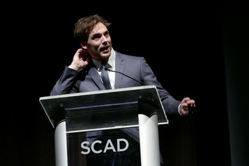 Sam Claflin SCAD Presents 19th Annual Savannah Film Festival - Sam Claflin Spotlight Award Presentation
