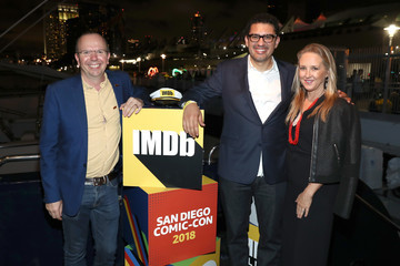 Sam Esmail The #IMDboat Party At San Diego Comic-Con 2018, Sponsored By Atom Tickets