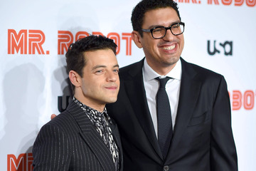 Sam Esmail 'Mr. Robot' Season 4 Premiere