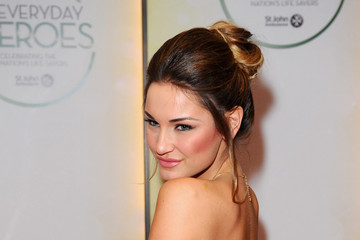 Sam Faiers Arrivals at the Everyday Heroes Awards