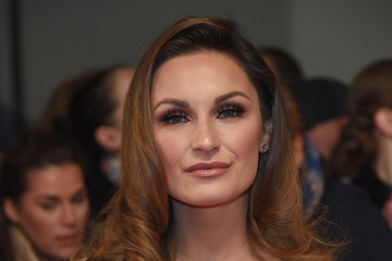 Sam Faiers National Television Awards - Red Carpet Arrivals