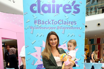 Sam Faiers Claire's Back To School Bash