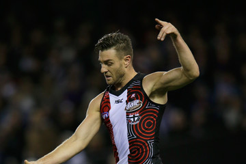 Sam Fisher AFL Rd 10 - St Kilda v Fremantle