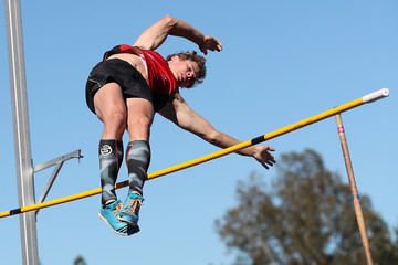 Sam Harris NZ Track & Field Championships