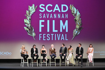 Sam Heughan 21st SCAD Savannah Film Festival - Day 2