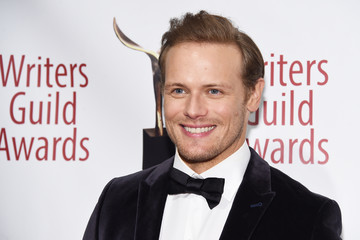 Sam Heughan 72nd Writers Guild Awards - New York Ceremony - Arrivals