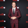 Sam Heughan Premiere Of Sony Pictures'