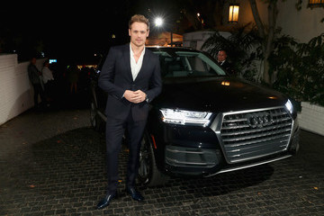 Sam Heughan Audi Arrivals at W Magazine's Best Performances Party