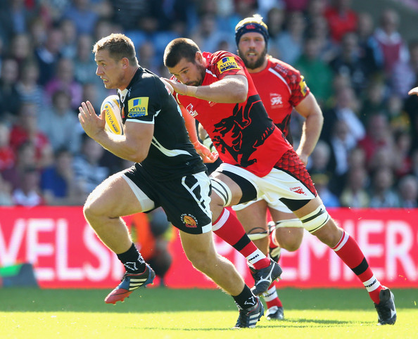 London Welsh v Exeter Chiefs - Aviva Premiership