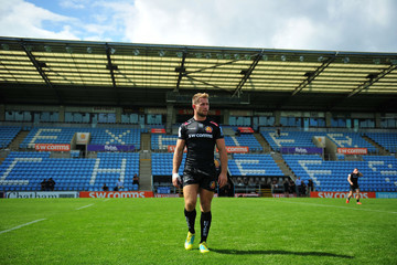 Sam Hill Exeter Chiefs Squad Photo Call