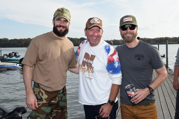 Sam Hunt Th3 Legends Cast for a Cure Tournament Benefiting the T.J. Martell Foundation