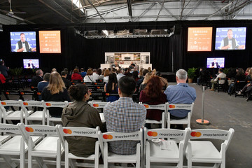 Sam Kass Food Network & Cooking Channel New York City Wine & Food Festival Presented By Coca-Cola - Southern Glazer's Wine & Spirits of New York Trade Tasting Presented by Beverage Media Group