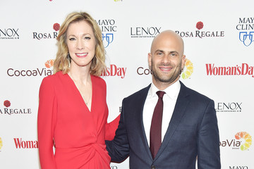 Sam Kass 2016 Woman's Day Red Dress Awards