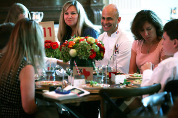 Sam Kass Michelle Obama Hosts Kids State Dinner At White House