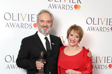 Sam Mendes The Olivier Awards With Mastercard - Press Room