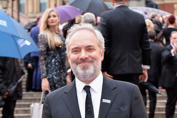 Sam Mendes The Olivier Awards With Mastercard - VIP Arrivals
