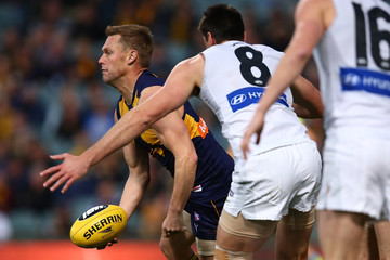 Sam Mitchell AFL Rd 21 - West Coast v Carlton
