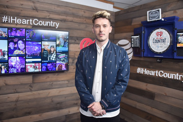 Sam Palladio 2018 iHeartCountry Festival By AT&T - Backstage
