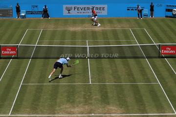 Sam Querrey Fever-Tree Championships - Day Five