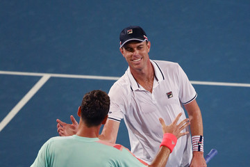 Sam Querrey 2017 World Tennis Challenge