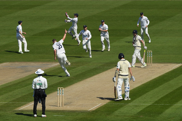 Sussex Vs. Middlesex - Specsavers County Championship Division Two