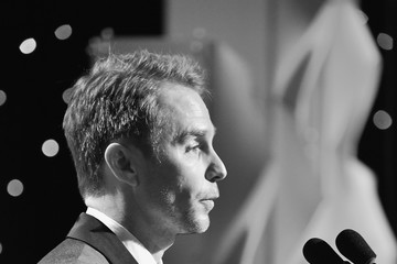 Sam Rockwell 21st Annual Hollywood Film Awards - Backstage and Audience