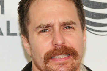 """Sam Rockwell """"Loitering With Intent"""" Premiere - 2014 Tribeca Film Festival"""