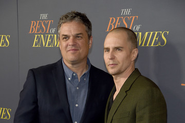 Sam Rockwell 'The Best Of Enemies' New York Premiere
