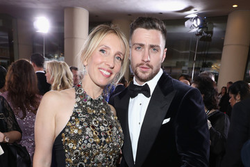 Sam Taylor-Johnson FIJI Water at the 74th Annual Golden Globe Awards